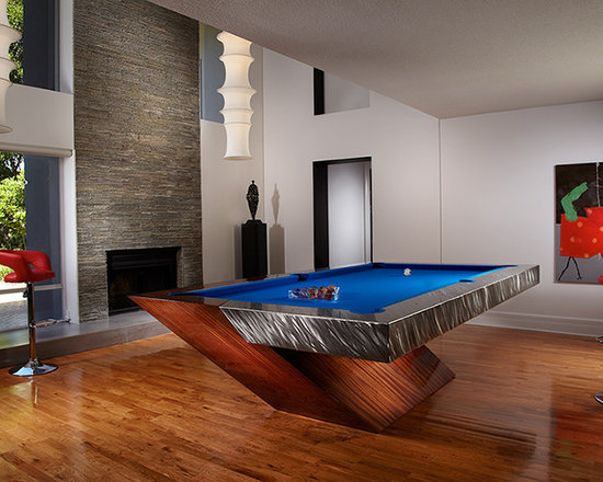 CATALINA Pool Table - Daniel Newcomb-Photographer