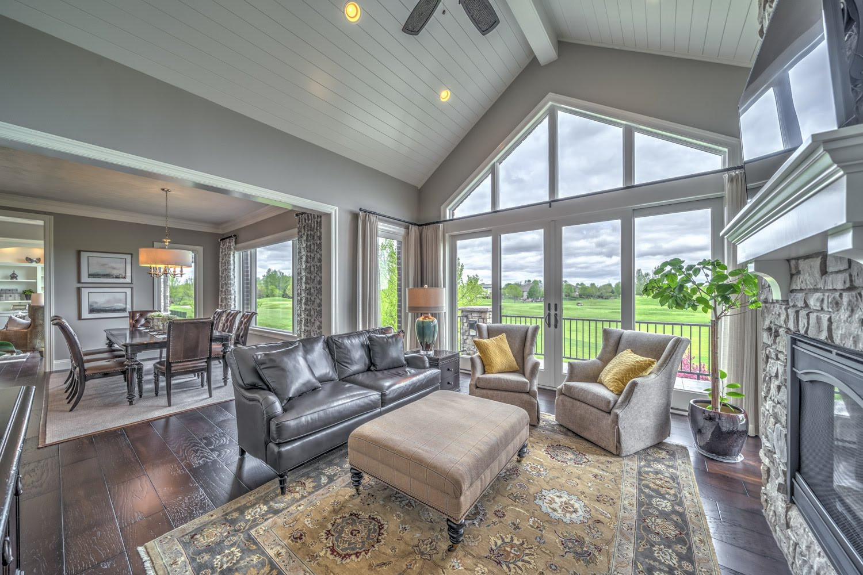 Certified Luxury Builders - Deffenbaugh Homes - Sioux Falls, SD - Custom Home E