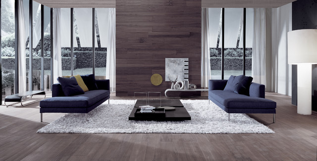 Tiziano Chaise 02161 modern family room