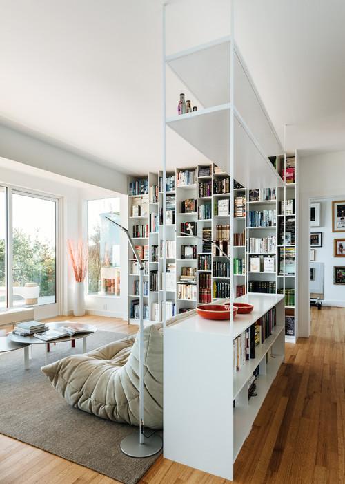 14 Solutions Amovibles Pour Separer La Cuisine Du Salon