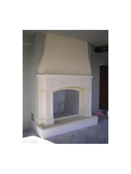 Charleston exterior Mantel - Phil Saylor