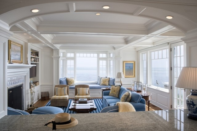 Chatham Residence Traditional Family Room Boston By. View Gallery. Vu Design  Boston. Cape Cod Interior ...