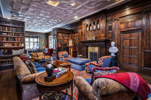 This castle room is in Chiltern Estate a simply beautiful castle like home