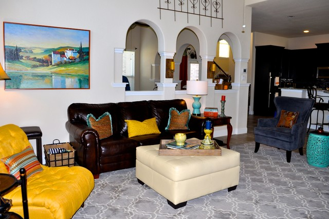 Cinco Ranch Redo Before and After
