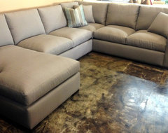 CINDY STYLE - CLEAN LINES ANCHOR ANY ROOM family-room