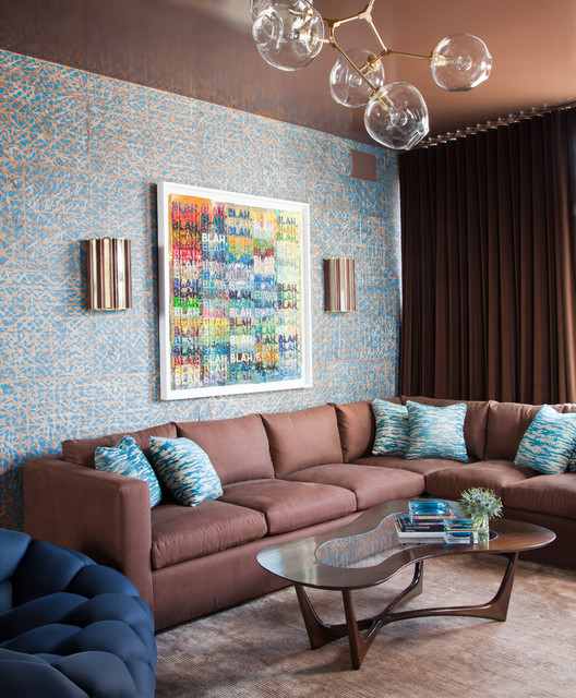 City Projects contemporary-family-room