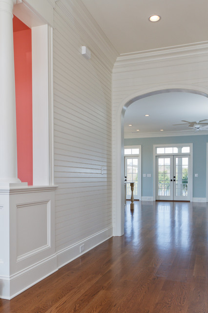 CK Contracting at Watermark, Mt. Pleasant, South Carolina traditional-family-room