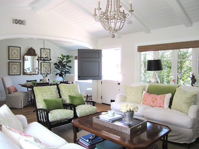 classic • casual • home shabby-chic-style-family-room