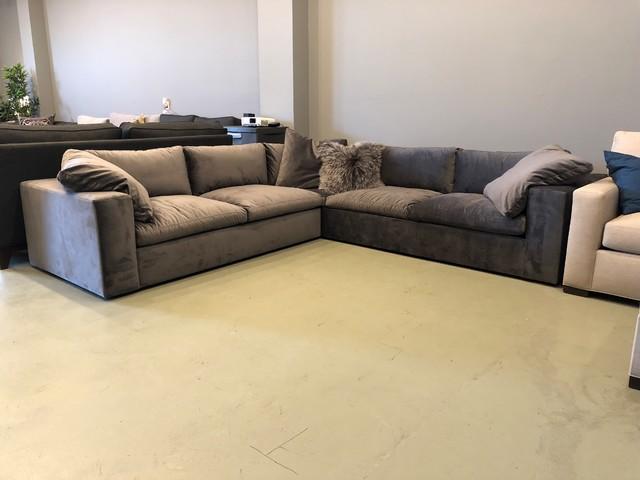Custom Sofa And Sectional