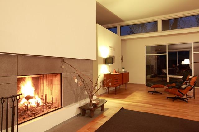 :: claymont residence :: modern-family-room