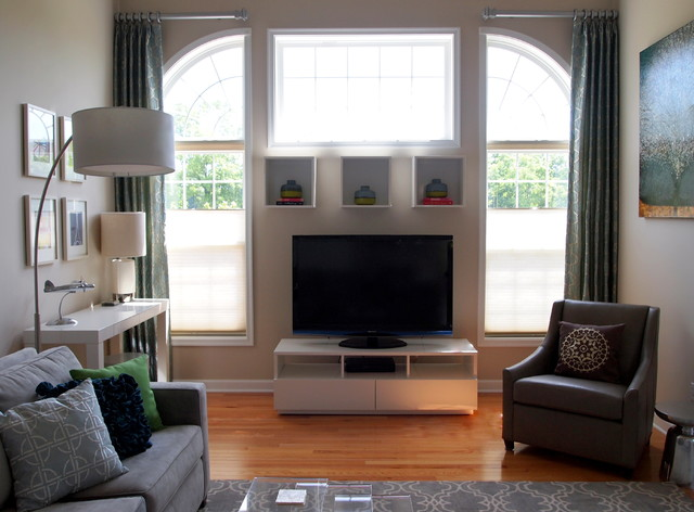clean white and cool family room contemporary family On cool family rooms