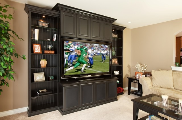 Closet Organizing Systems - Traditional - Family Room - chicago - by Closet Organizing Systems