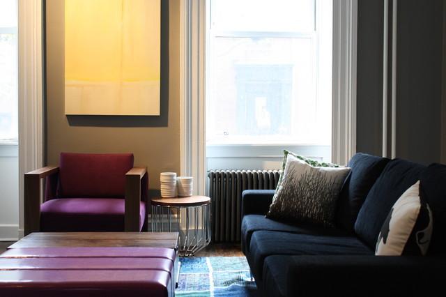 Cobble Hill modern-family-room