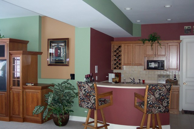 Color Projects eclectic-family-room