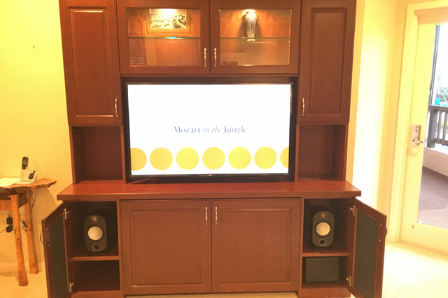 Compact Audiophile System For Forum Cupertino Resident