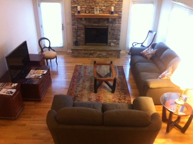 Completed projects traditional-family-room