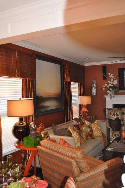 condo project family-room