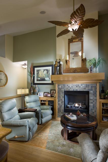 Auburn Family room eclectic-family-room