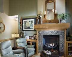 Auburn Family room eclectic-family-room