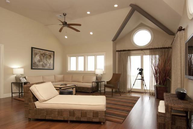 Contemporary Family Room contemporary-family-room