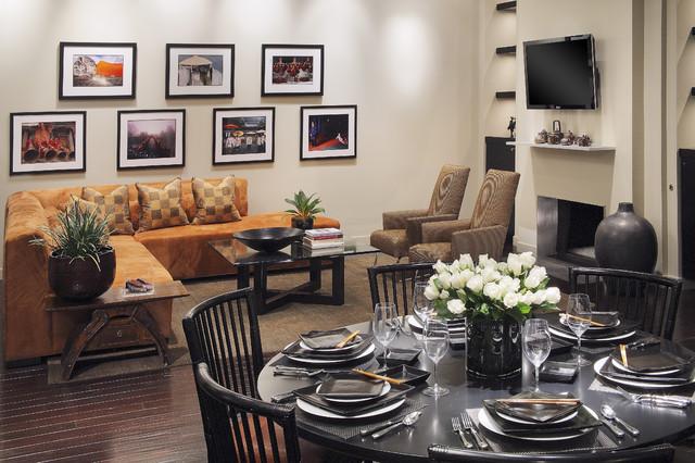 Carson Poetzl, Inc. contemporary-family-room