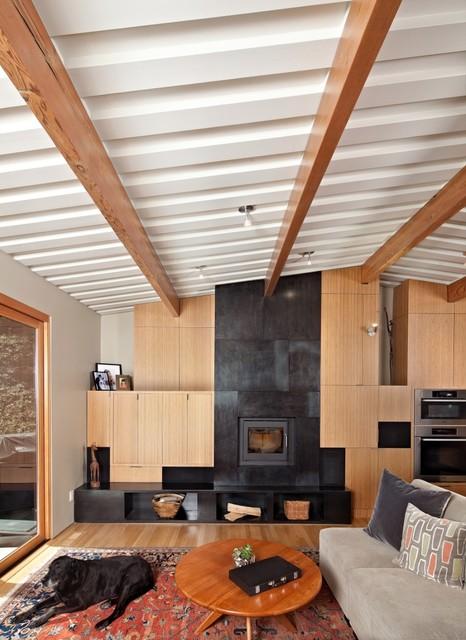 Orinda Remodel contemporary-family-room