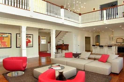 Contemporary Living Rooms contemporary-family-room