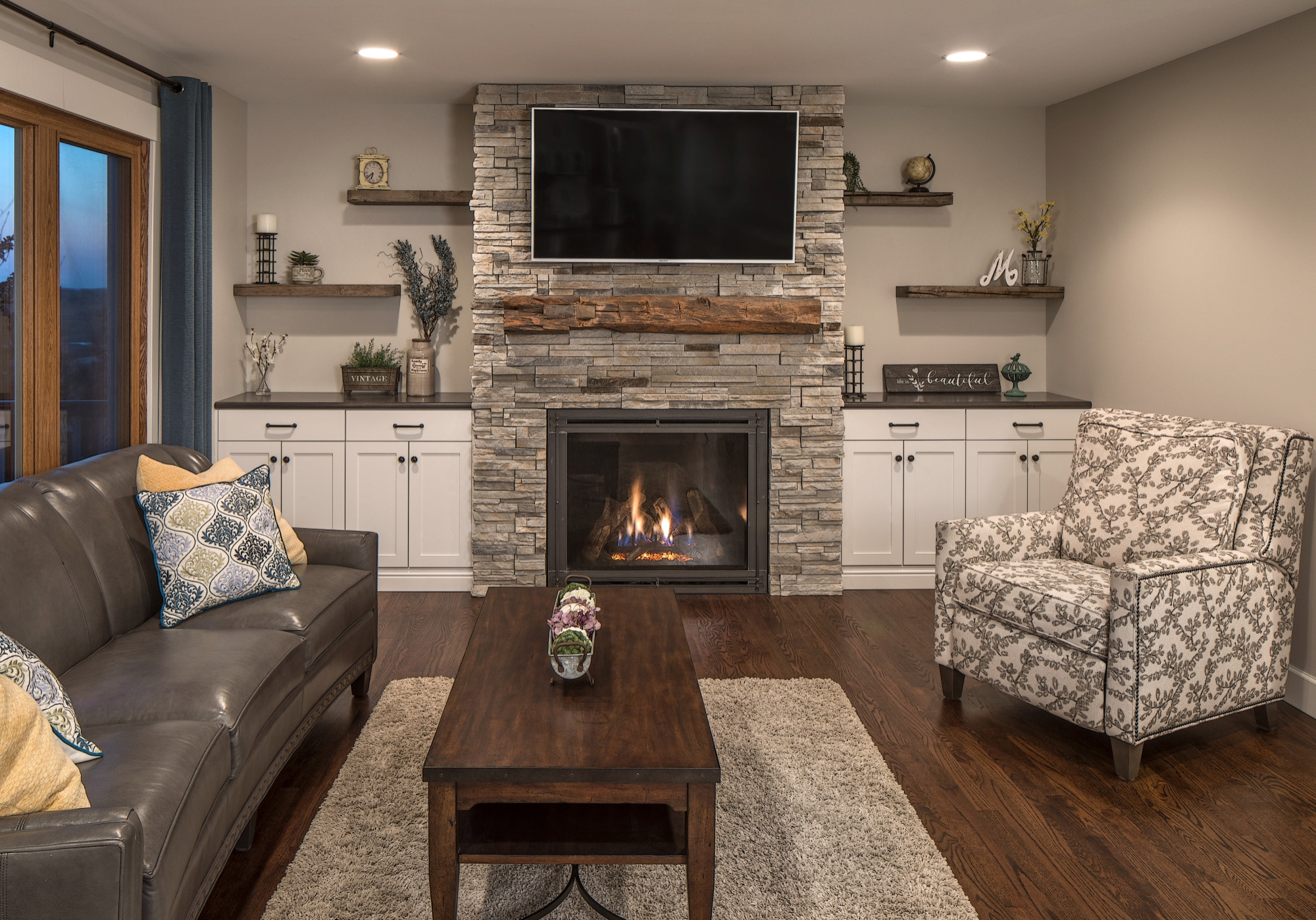 Council Bluffs House Remodel
