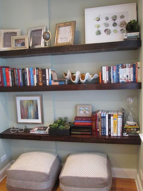 Cozy modern and elegant main floor living space - Cozy elegant living rooms ...