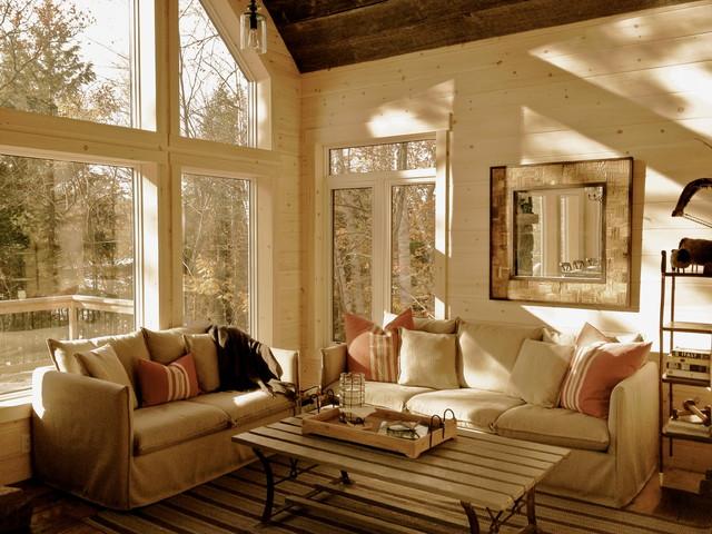 Cozy Rustic Family Cottage Cabin In Montagna Salotto