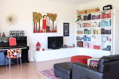 Creating my home