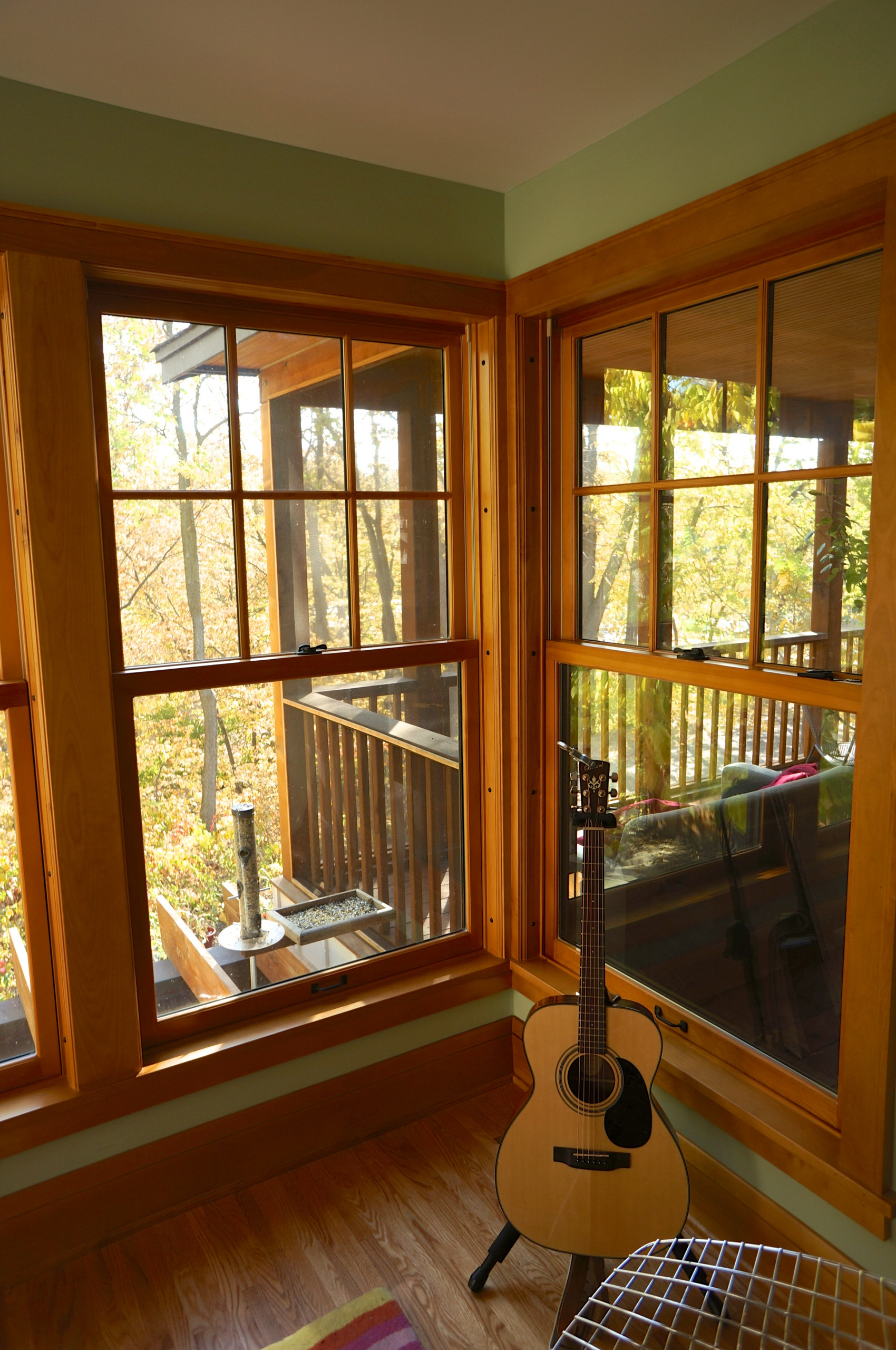 Creekside Room Addition and Screen Porch