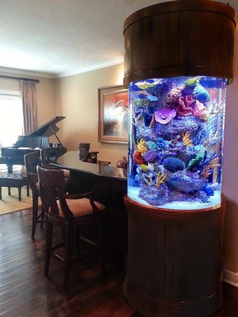 Custom aquarium designs by aquatic perfection custom aquarium designs by aquatic perfection traditional family room voltagebd Images