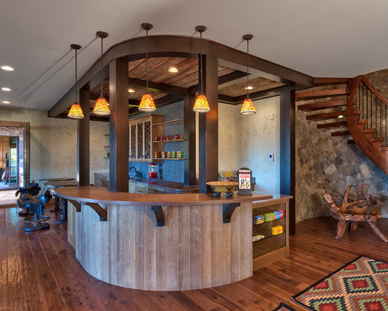 curved bar home design ideas pictures remodel and decor