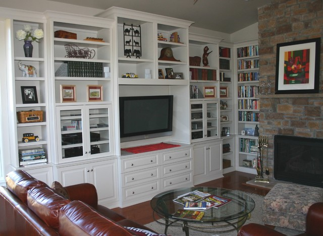 Custom Cabinets Entertainment Center Media Tv Center