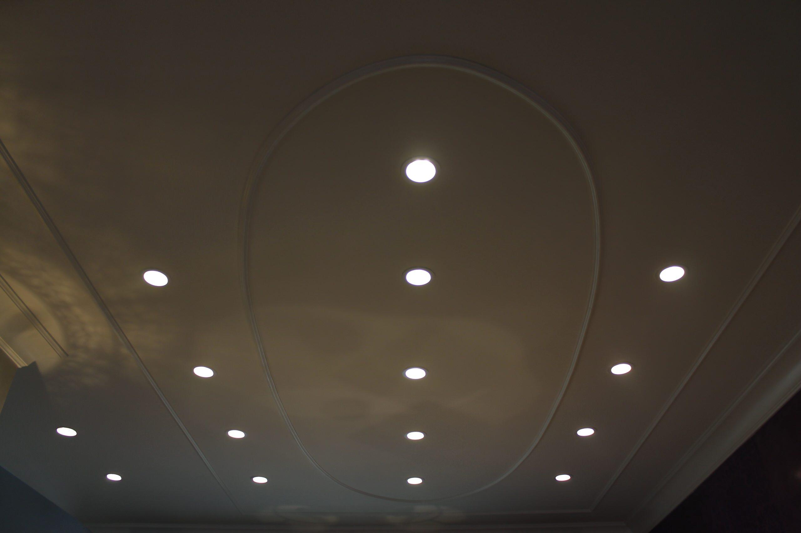 Custom Ceiling Treatment