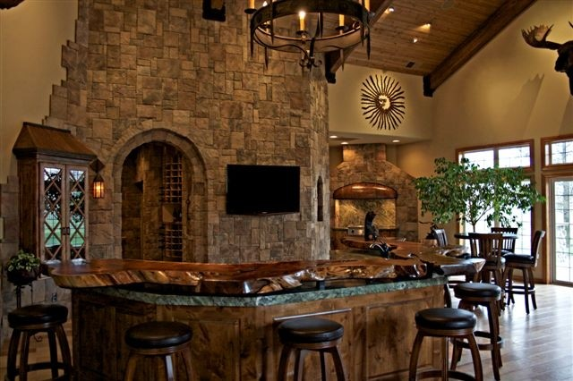 custom copperwork customers game room family and games room - Custom Rooms