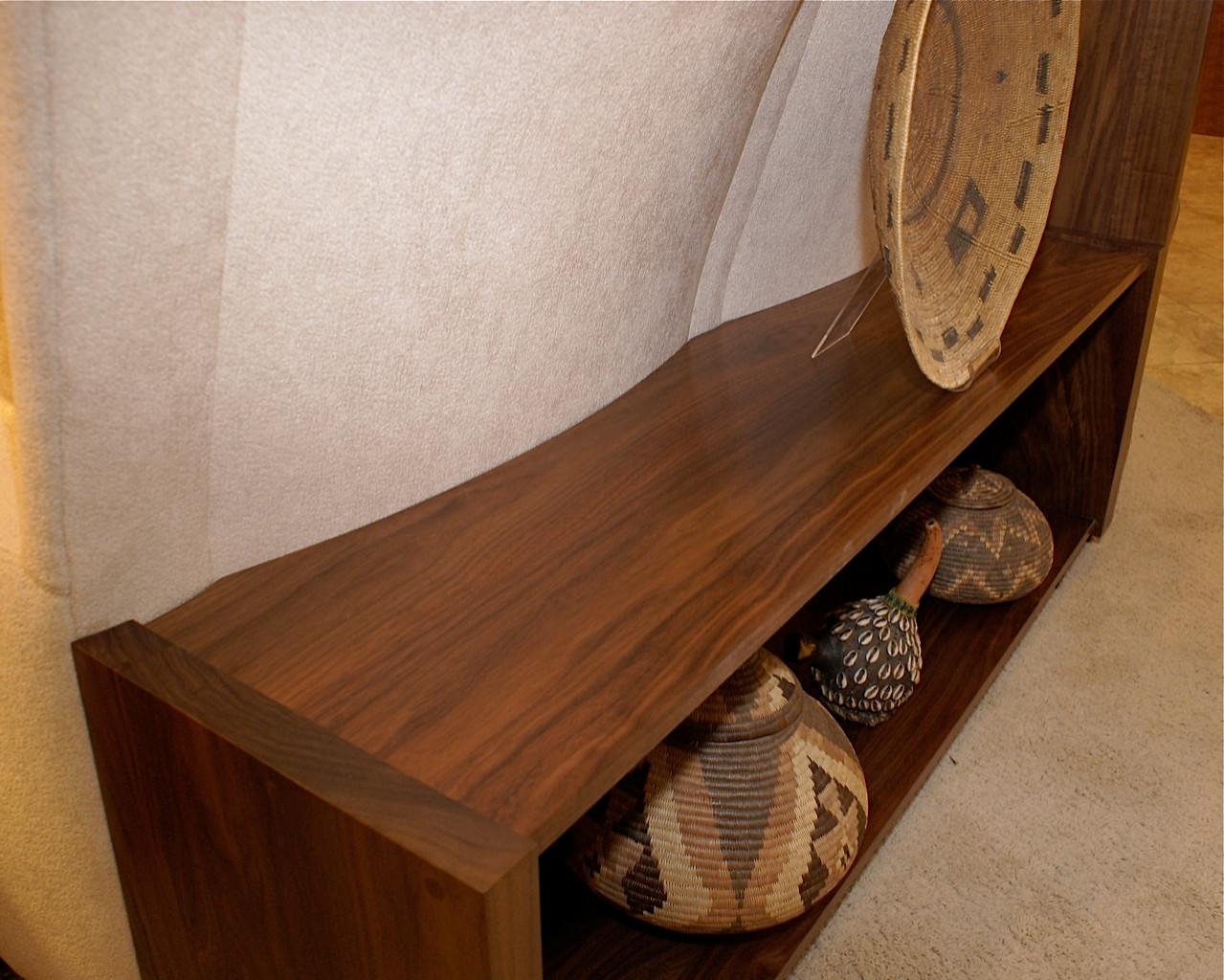 Custom Designed Sofa Table