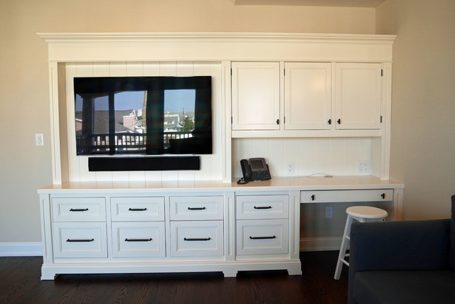 custom entertainment home office wall unit style