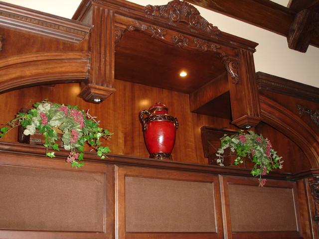 Custom Furniture traditional-family-room