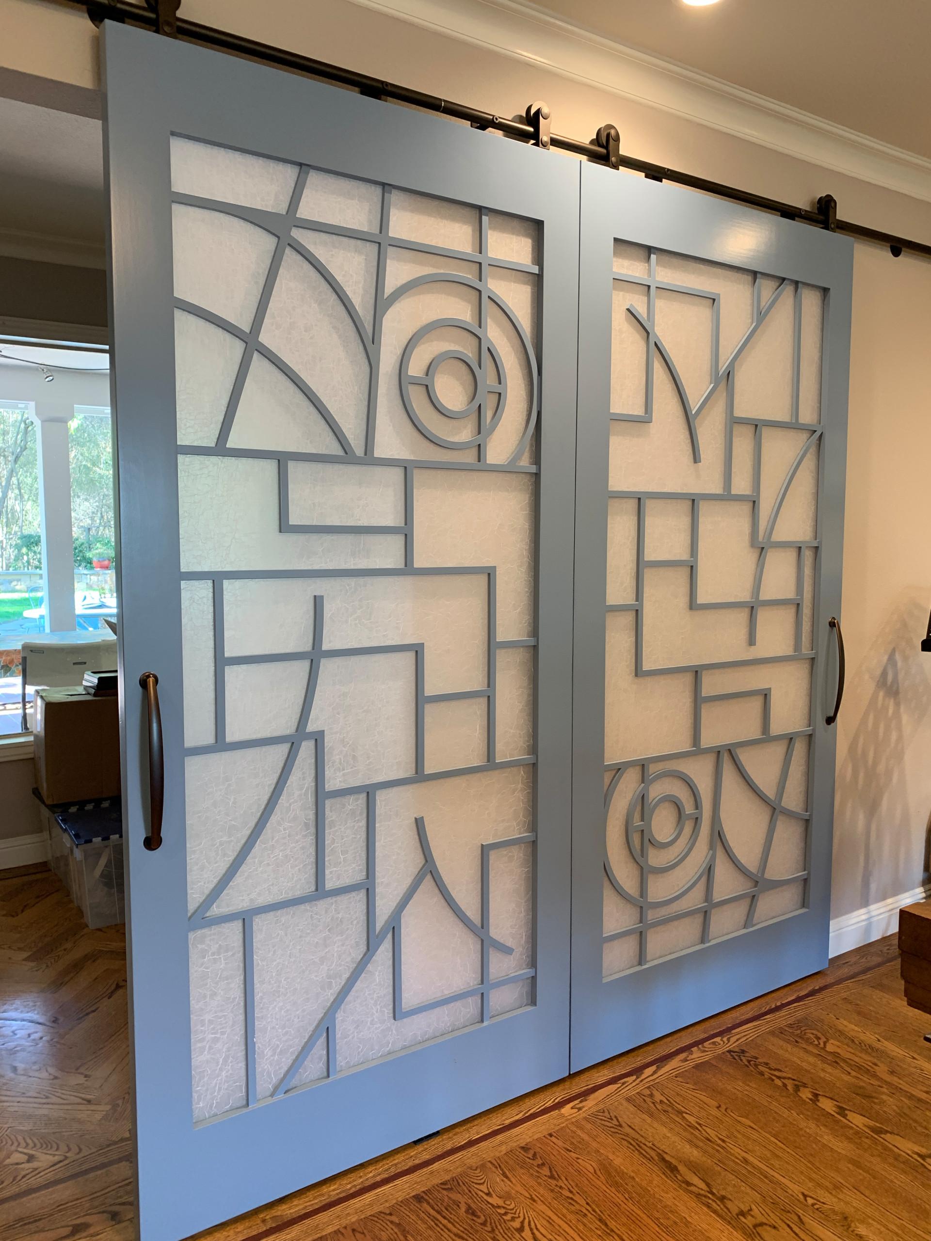 Custom Indoor Barn Doors