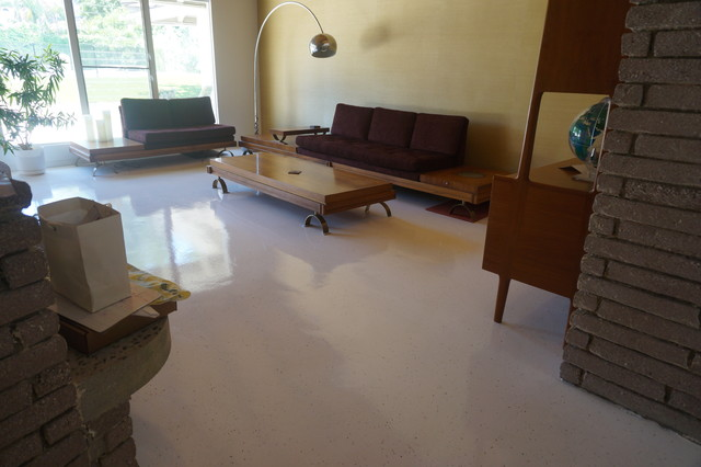 Custom Interior Epoxy Floor