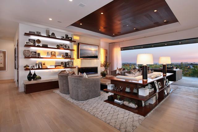 Custom White Oak Hardwood Floors Contemporary Family