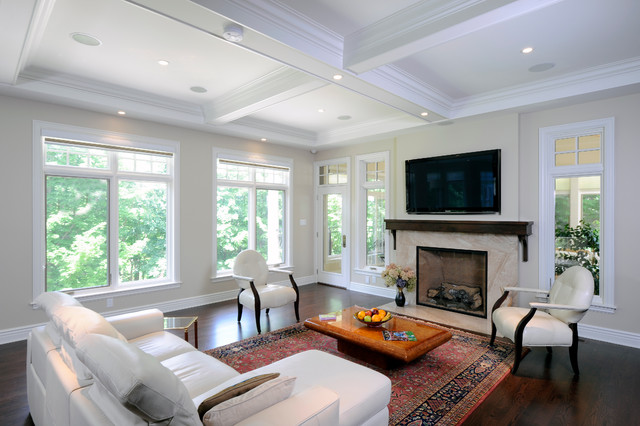 Davidson Project traditional-family-room