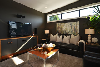 Dawna Jones Design modern-family-room