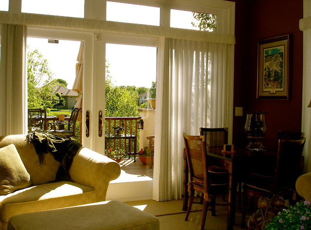 Deck Conversion to Four Season Room eclectic-family-room