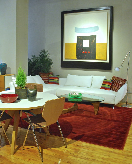 Decor NYC Weekly Design Discovery Modern Family Room  : modern family room from www.houzz.com.au size 518 x 640 jpeg 88kB