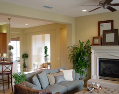 Del Webb Lincoln Hills traditional family room