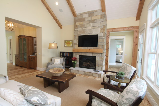 Demeter traditional-family-room