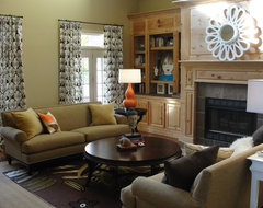 Den eclectic-family-room